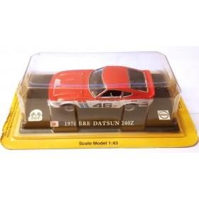 Del Prado 1970 Bre Datsun 240Z  Scale Model 1:43