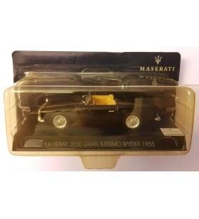 Maserati 2000 Gran Turismo Spyder 1955  Scale Model 1.43