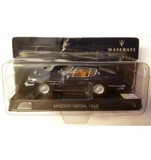 Maserati Mistral 1964 Scale Model 1.43