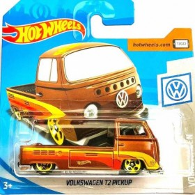 Hot Wheels Volkswagen T2 Pick Up 2019