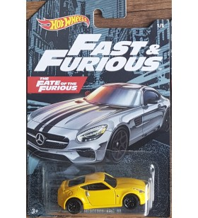 Hot Wheels ERROR Fast & Furious No:2 Nissan 370Z