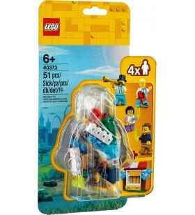 LEGO 40373 Fairground Accessory Minifigure Pack