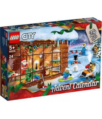 LEGO City 60235 City Advent Calendar