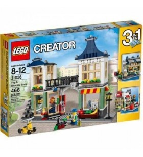 LEGO Creator 3in1 31036 Toy & Grocery Shop