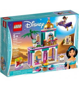 LEGO Disney Princess 41161 Aladdin's and Jasmine's Palace Adventures