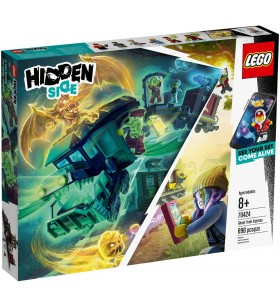 LEGO HIDDEN SIDE 70424 Ghost Train Express