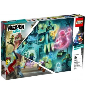 LEGO HIDDEN SIDE 70425 Newbury Haunted High School