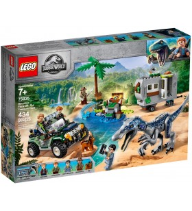 LEGO JURASSIC WORLD 75935 Baryonyx Face-Off The Treasure Hunt