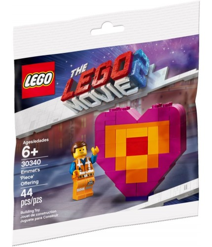 LEGO Movie 2 30340 Emmets Piece Offering Polybag