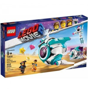 LEGO Movie 2 70830 Sweet Mayhems Systar Starship