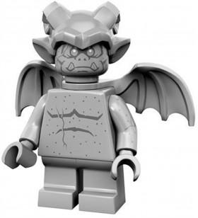 LEGO Monsters 71010 No:10 Gargoyle