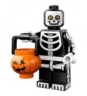 LEGO Monsters 71010 No:11 Skeleton Guy