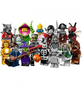 LEGO Monsters 71010 Tam Set