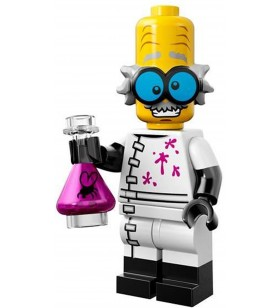 LEGO Monsters 71010 No:3 Scientist