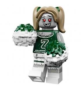 LEGO Monsters 71010 No:8 Zombie Cheerleader