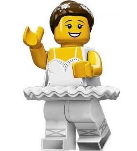 LEGO Seri 15 71011 No:10 Ballerina