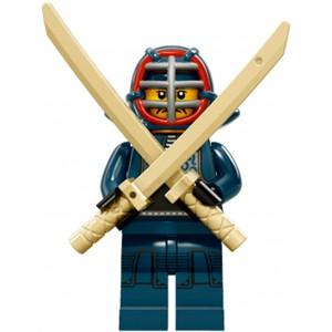 LEGO Seri 15 71011 No:12 Kendo Fighter