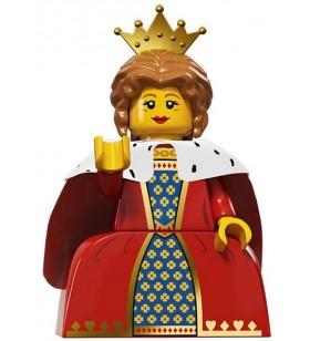 LEGO Seri 15 71011 No:16 Quenn