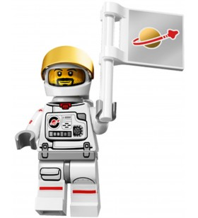 LEGO Seri 15 71011 No:2 Astronaut