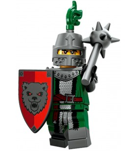 LEGO Seri 15 71011 No:3 Frightening Bear Knight