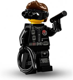 LEGO Seri 16 71013 No:14 Spy