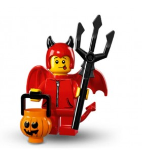 LEGO Seri 16 71013 No:4 Cute Little Devil