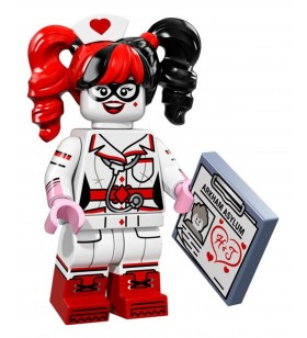LEGO Batman Movie 71017 No:13 Nurse Harley Quinn