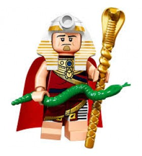 LEGO Batman Movie 71017 No:19 King Tut