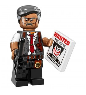 LEGO Batman Movie 71017 No:7 Commissioner Gordon
