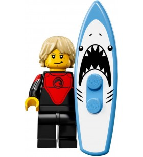 LEGO Seri 17 71018 No:1 Professionel Surfer