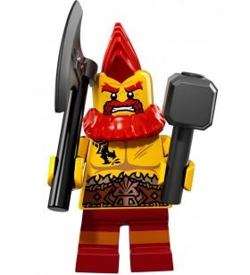 LEGO Seri 17 71018 No:10 Battle Dwarf