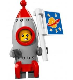 LEGO Seri 17 71018 No:13 Rocket Boy
