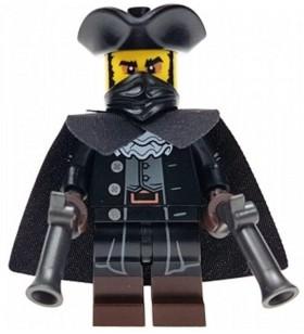 LEGO Seri 17 71018 No:16 Highwayman