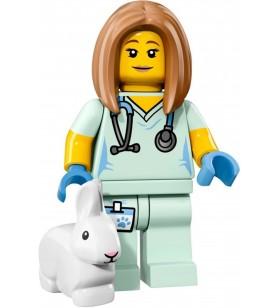 LEGO Seri 17 71018 No:5 Veterinarian