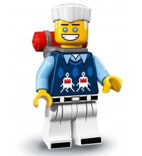 LEGO Ninjago Movie 71019 No:10 Zane