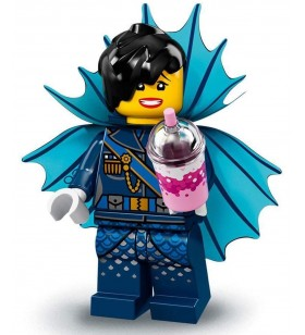 LEGO Ninjago Movie 71019 No:11 Shark Army General