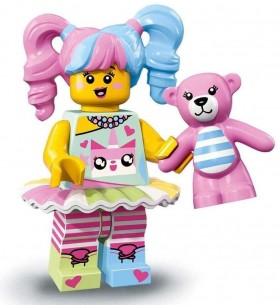 LEGO Ninjago Movie 71019 No:20 N-pop Girl
