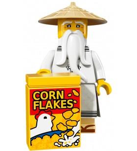 LEGO Ninjago Movie 71019 No:4 Master Wu