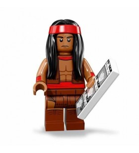 LEGO Batman Movie Seri 2 No:15 71020 Apache Chief