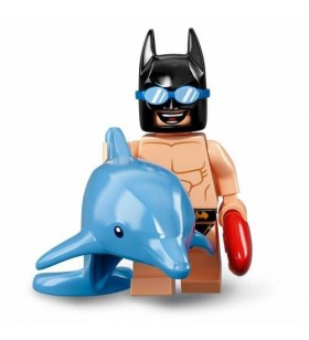LEGO Batman Movie Seri 2 No:6 71020 Swimsuit Batman