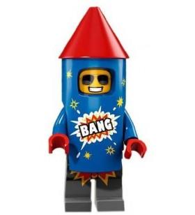 LEGO Party 71021 No:5 Fireworks Rocket Guy