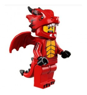 LEGO Party 71021 No:7 Red Dragon Suit Guy