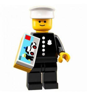 LEGO Party 71021 No:8 Classic Polis Officer