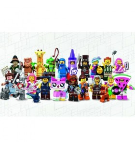 LEGO Movie 2 Minifigür Serisi 71023 Tam Seri