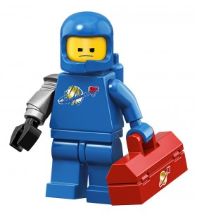 LEGO Movie 2 71023 No:3 Apocalypse Benny