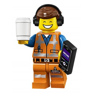 LEGO Movie 2 71023 No:1 Awesome Remix Emmet