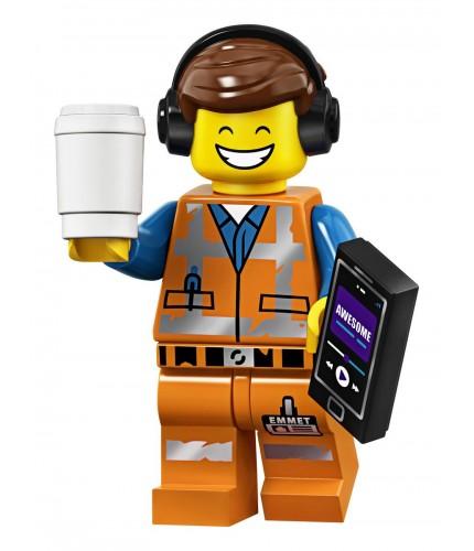 LEGO Movie 2 71023 No:1 Awesome Remix Emmet