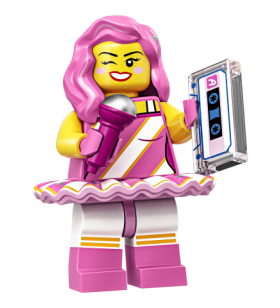 LEGO Movie 2 71023 No:11 Candy Rapper