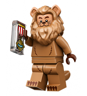 LEGO Movie 2 71023 No:17 Cowardly Lion