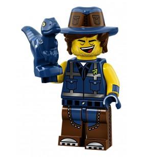 LEGO Movie 2 71023 No:14 Vest Friend Rex